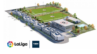 La Liga to build official sports complex in Madrid