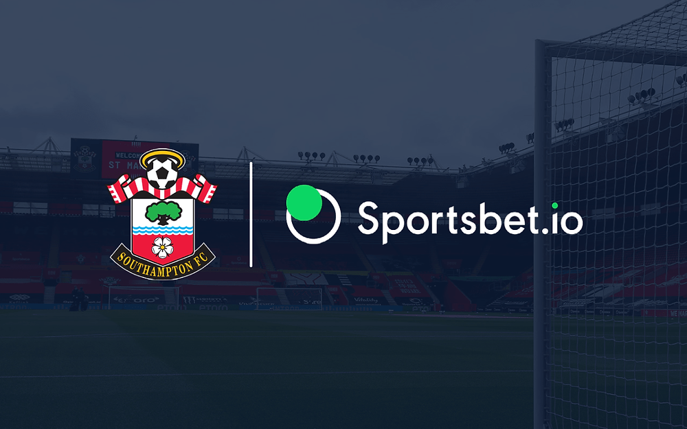 Southampton announce three-year sponsorship deal with Sportsbet.io