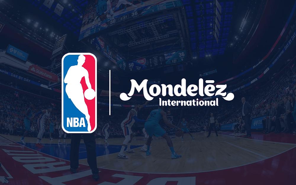 NBA announces partnership with confectionary giant Mondelēz