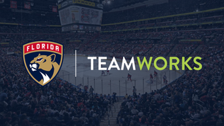 Florida Panthers invest in Teamworks