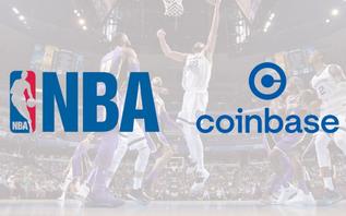 NBA and Coinbase sign partnership deal