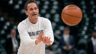 Indiana Pacers assistant coach Bill Bayno resigns after mental health struggle