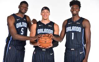 Orlando Magic Announce New Marketing Brand Campaign, Magic Together