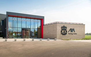 AXA obtain naming rights for new Liverpool training facility