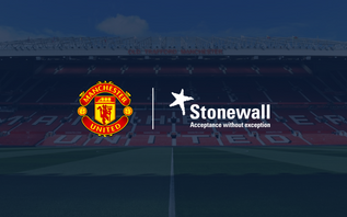 Manchester United forms strategic partnership with Stonewall to promote LGBT+ inclusion