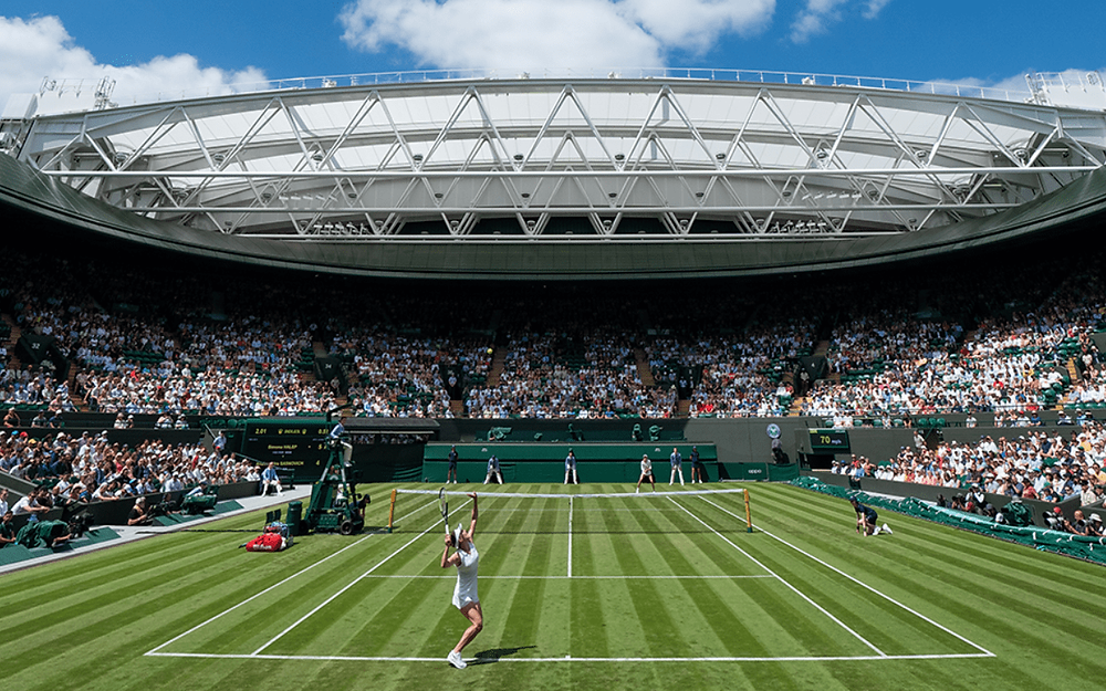 LTA 'cautiously optimistic' fans can attend summer tournaments