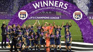 UEFA quadruples women's Champions League financial contribution