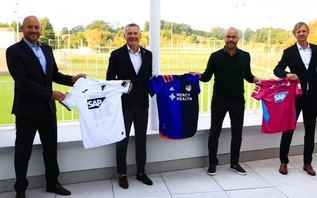 FC Cincinnati partner with TSG Hoffenheim