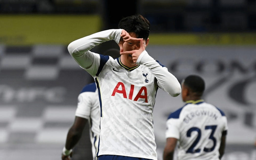 heung-min son Tottenham Hotspur to launch Chinese New Year campaign during London derby