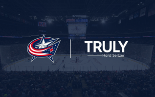 Columbus Blue Jackets announce multi year partnership with Truly Hard Seltzer