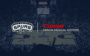 San Antonio Spurs partner with Canon Medical Systems to improve player care technology