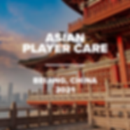 Website - Upcoming Events (Asian Player