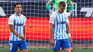 Malaga players facing redundancy amid financial struggles