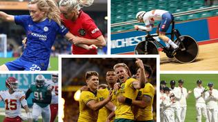Sports Round-Up | BT Sport, Chelsea Women, NFL