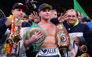 Canelo exits US$365m DAZN contract
