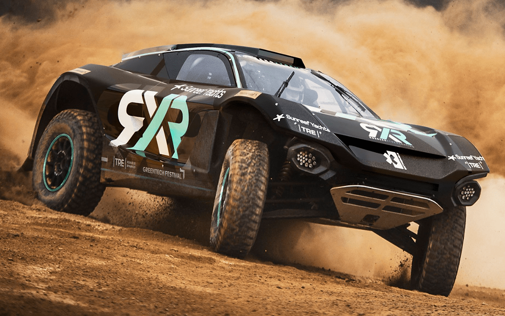 Extreme E extends UK coverage following ITV broadcast agreement