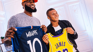 Nike launch LeBron James x Kylian Mbappé 'Chosen 2' collaboration