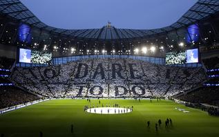 Spurs introducing live fan video wall for Premier League restart