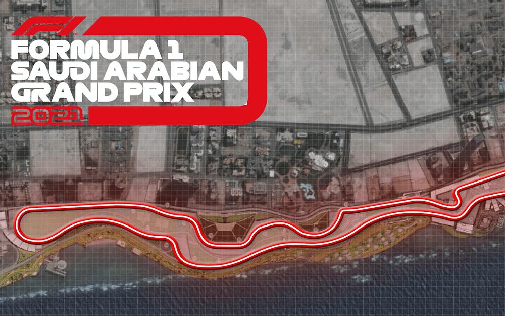 Formula One and Saudi Arabia reveal 'fastest street track' for the 2021 calendar