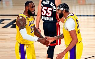 LA Lakers appoint Sportfive to secure next jersey sponsor
