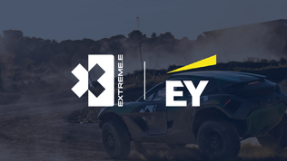 Extreme E partners with EY to tackle climate change