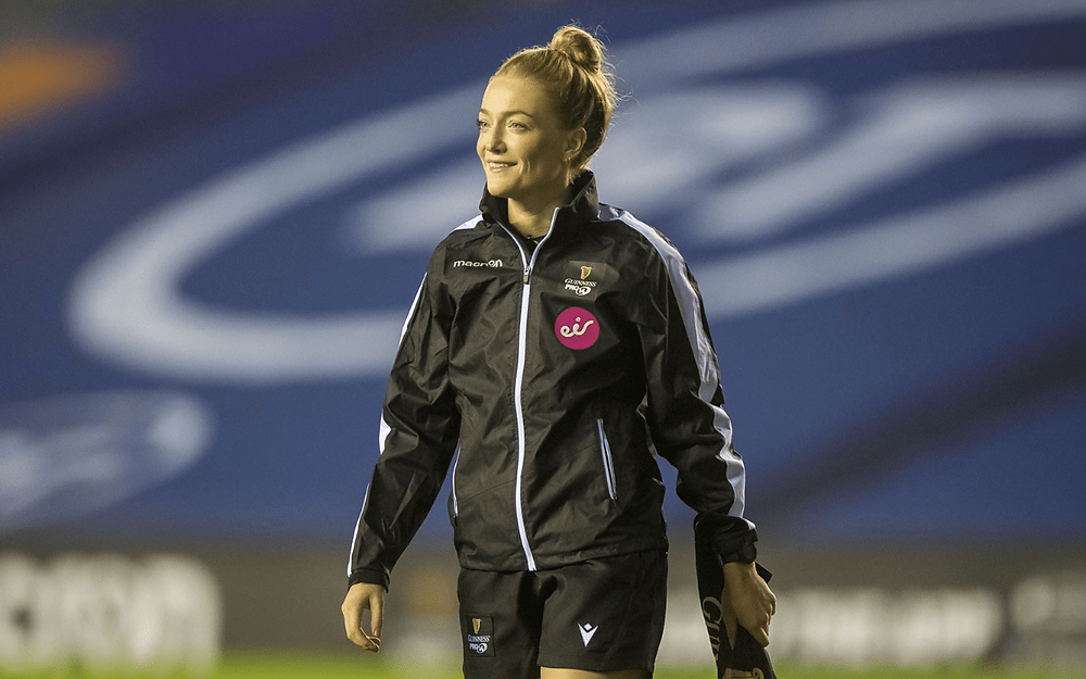 Hollie Davidson and Joy Neville to officiate in PRO14 first