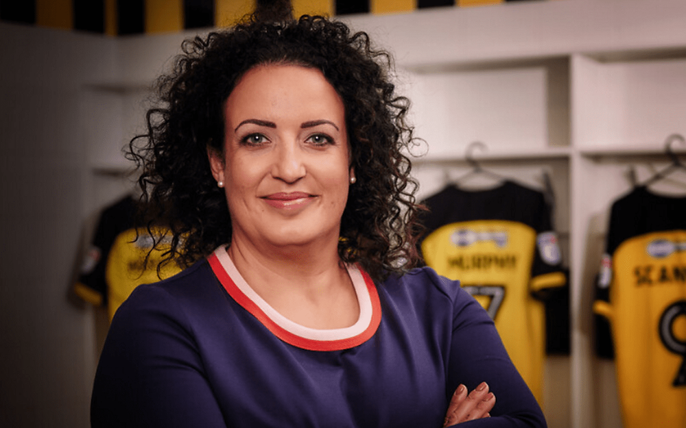 Fleur Robinson appointed as new CEO of Wrexham AFC