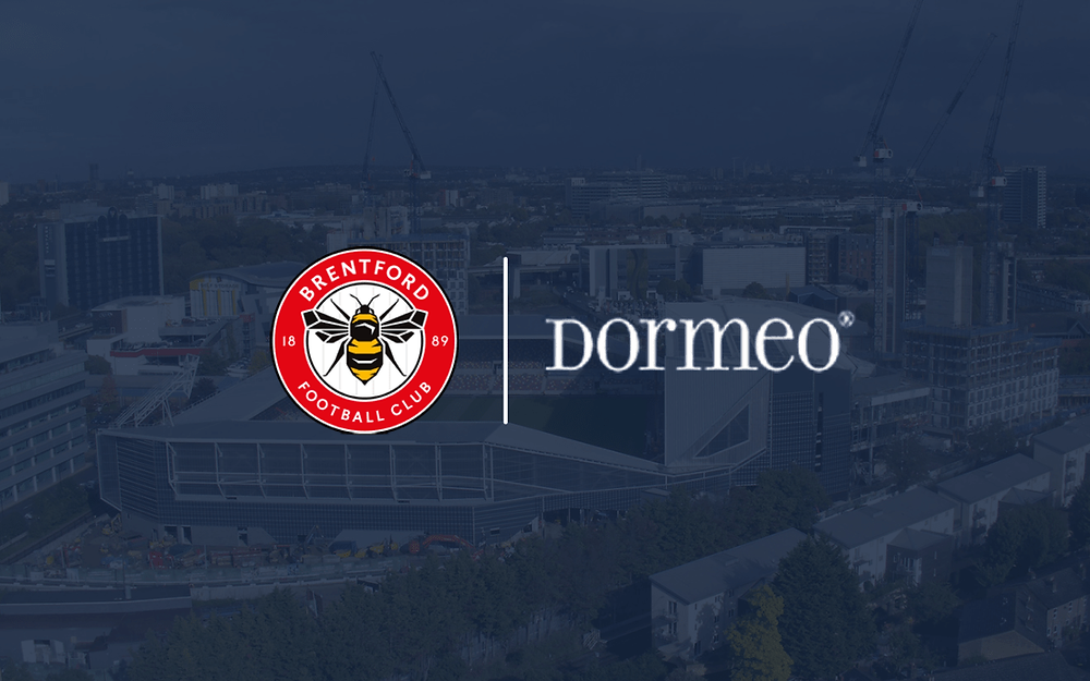 Brentford FC announce Dormeo as its official sleep partner to contribute to sleep science programme