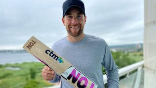 CTM partner with number 1 ranked ICC T20I batsman, Dawid Malan, as his back-of-bat sponsor