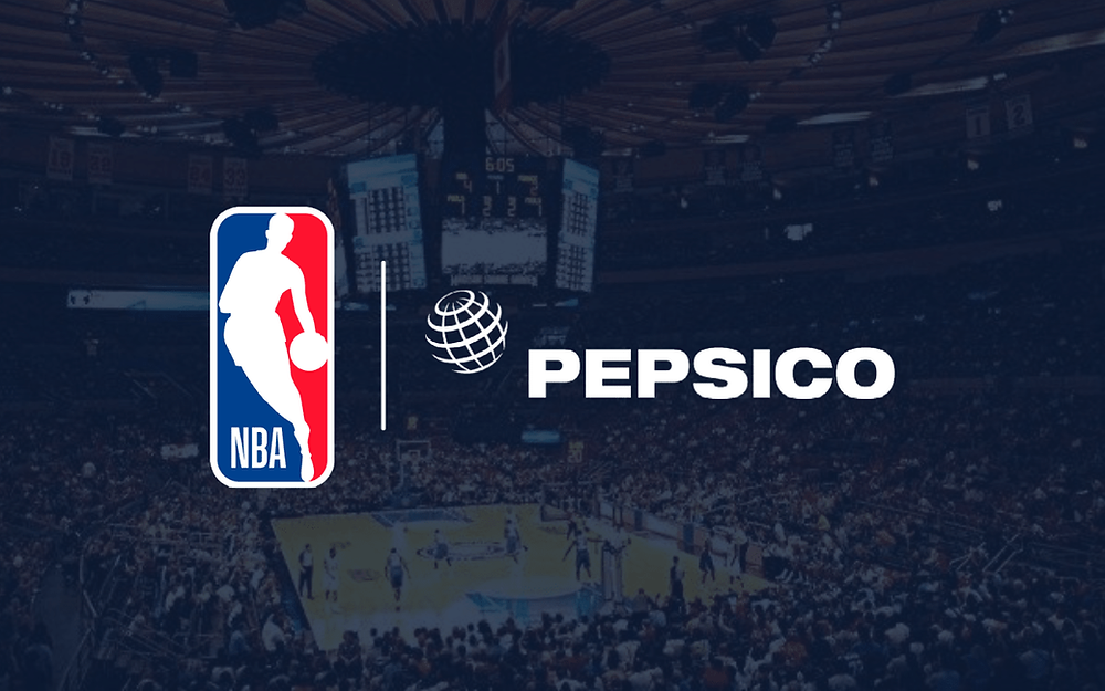 NBA and PepsiCo announce multi-year renewal partnership