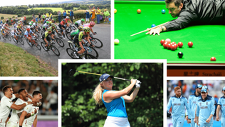 Sports Round-Up   Rugby World Cup, World Snooker, Channel 4