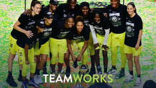Defending WNBA Champion Seattle Storm Implement Teamworks for 2021 Season