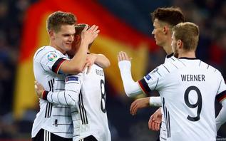 Conquering the German market via sports sponsorship