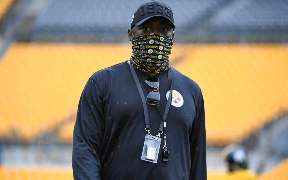 Pittsburgh Steelers coach Mike Tomlin tests positive for COVID-19