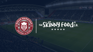 Wigan Warriors to partner with The Skinny Food Co