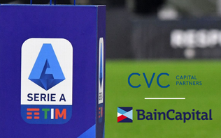 Bain Capital rival CVC with €3bn Serie A investment offer