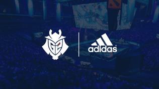 G2 Esports agrees partnership with Adidas
