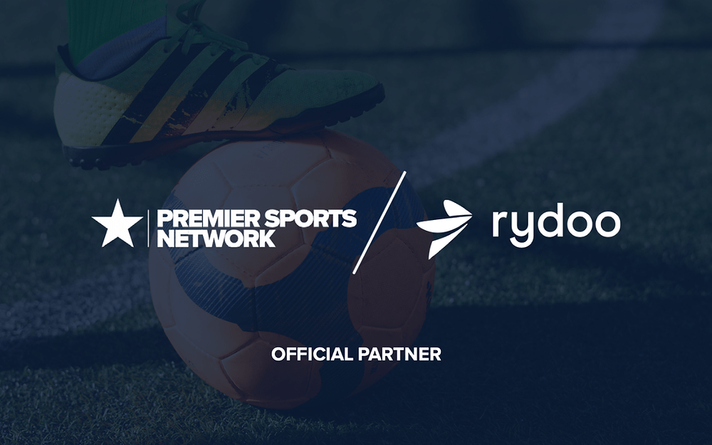 Premier Sports Network announce new partnership with complete expense platform Rydoo