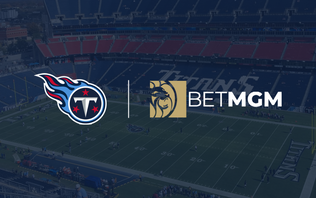 Tennessee Titans announce partnership with BetMGM