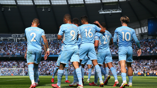 Manchester City and Expo 2020 Dubai agree new training kit deal