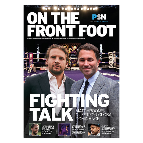On The Front Foot Magazine - Print Subscription
