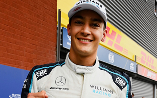 George Russell signs for Mercedes: British driver to join Lewis Hamilton for 2022 Formula 1 season
