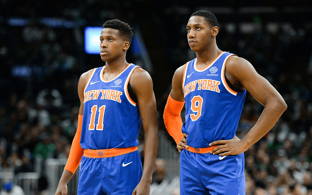 New York Knicks named NBA's most valuable franchise