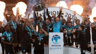 Soccer Aid announces Puma as official partner