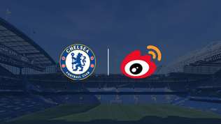 Chelsea strike Weibo partnership to bring content for fans in China