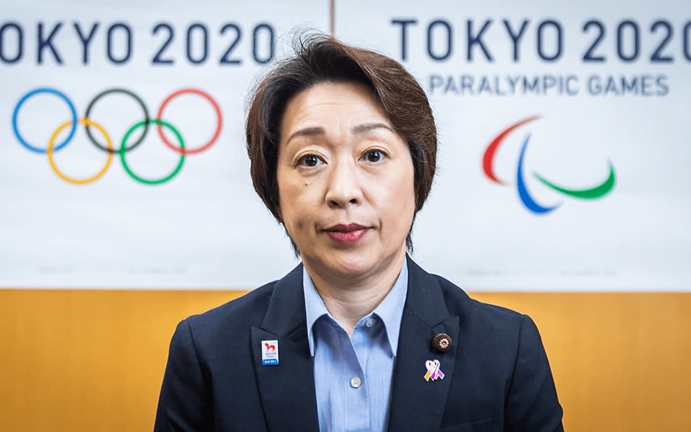New Tokyo Olympics President announced