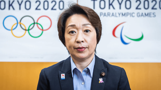New Tokyo Olympics President announced