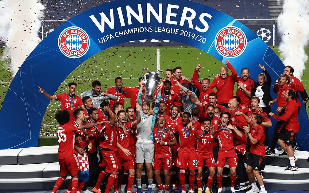 Bayern Munich announce Amazon Prime documentary