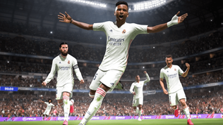 EA Sports extends exclusive UEFA Champions League rights