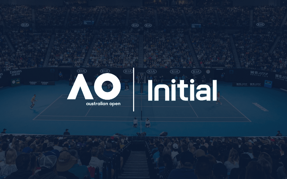 Australian Open announces official hygiene partner Initial